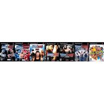 Wwe Smackdown Vs Raw 2011 Play Station 2 (kit 7 Jogos Ps2)