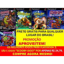 Scooby-doo! And The Spooky Swamp Ps2 (5 Jogos Play Station 2