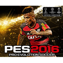 Patch Pes Topy Brasileirao 2016 Ps2 Frete Gratis