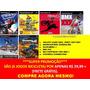 Bicicross, Mountan Bike, Downhill Domination Kit 6 Jogos Ps2