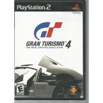 Game Gran Turismo 4 Ps2 - Sony - Original - Bonellihq