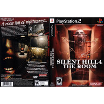 Silent Hill 4 - The Room - Ps2 - Frete Grátis