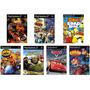 7 Patches Coleção Corrida Infantil! Crash, Shrek Cartoon Mod