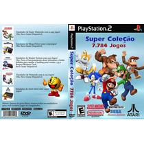 Super Nintendo 7.784 Jogos - Ps2 - Frete Grátis