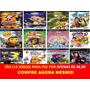 Toy Store 3+ Ursinho Pooh+ Super Mário+ Iron Man Jogos Ps2