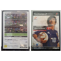Jogo Game Play Station 2 Winning Eleven 6 Original