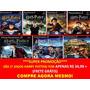 Harry Potter E O Cálice De Fogo Playstation (kit 7 Jogos Ps2