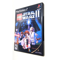 Lego Star Wars 2 Trilogia Original Playstation 2 Play 2 Ps2