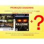 Killzone Ps2 + 1 Jogo A Sua Escolha ( Grátis) Play 2 Guerra