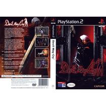 Devil May Cry - Ps2 - Frete Grátis