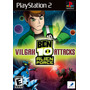 Patch Ps2 - Ben 10 - Alien Force - Vilgax Attacks