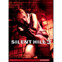 Patch - Silent Hill 3 - Ps2 -pc