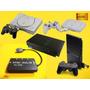 Conversor Rf / Áudio Vídeo / Ntsc - Pal/ M P/ Consoles Sony