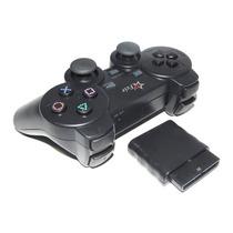 Controle Playstation 1 E 2 Wireless Sem Fio - Modelo Feir