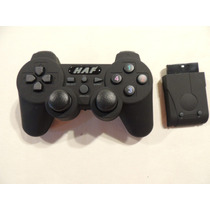 Controle Ps2 Wireless Haf