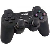 Controle Joystick Para Ps2 Boyu - Leilão