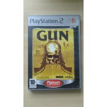 Gun - Original - Ps2 - Playstation 2 - Euro
