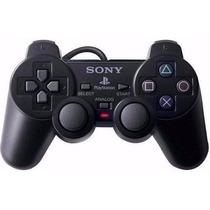 Controle De Play Station 2 Dual Shock Original 100%