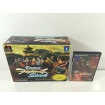 Controle Arcade Hori Japones Original Virtua Fighter 4+game