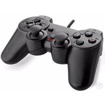 Atacado Kit 10 Controle Na Cartela Para Play Ps2 Playstation