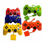 Controle Ps1 Playstation 2 Ps2 Coloridos Feir Alta Qualidade