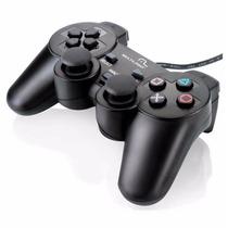 Joystick Controle Game Com Fio Analogico Ps2 Dual Shock