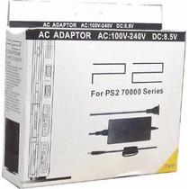 Cabo Fonte Adaptador Ps2 Playstation 2 Slim Series 7000