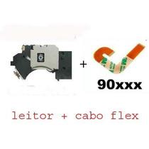 Leitor Óptico,canhão Pvr 802 Ps2 Slim+cabo Flat Série 9xxxx