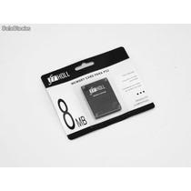 Memory Card Ps2,marca Frholl 8mb,qualidade Do Original Sony.