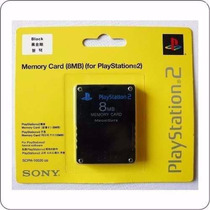 Memory Card Ps2 Envio Imediato Kit 10 Peças Frete Grátis