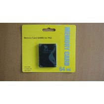Memory Card Playstation 2 64mb