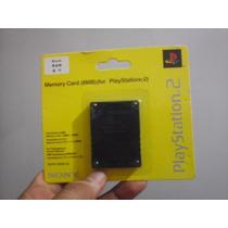 Memory Card Ps2 Com Boot Opl 100% Original Sony Confira Foto
