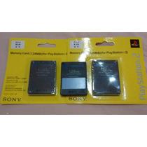Memory Card 128mb Original Sony Playstation - Raro