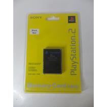 Memory Card Original Sony Lacrado P/ps2