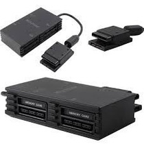 Mtap - Adaptador Multiplayer Multitap Ps2 Playstation 2