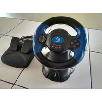 Vendo Pedal E Volante Para Playstation 2 E Ps 1