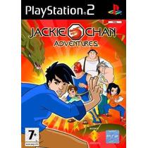 Jacke Chan Adventures Ps2 Patch + 2 De Brinde