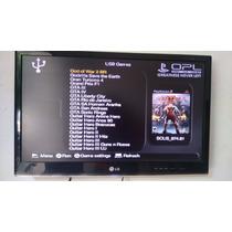 Hd 500 G Playstation 2 Ps2 Menor Preço 12x Sem Juros + Jogos
