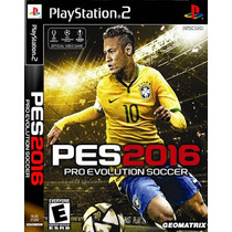 Patch Ps2 - Pes 2016