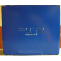 Playstation 2 Ps2 Fat Scph-30001 Novo Lacrado !!!