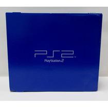 Playstation 2 Fat Americano! Ps2 Novo Lacrado! Raro A+++