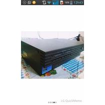 Playstation2(tijolão)scph-5001 Defeito Na Lente De Leitura