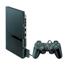 Video Game Semi Novo Playstation Ps2 Slim Modelo 7001 Sony
