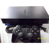 Playstation 2 Tijolão Scph 39001, Funcionando 100%