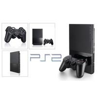 Playstation 2 Destravado + Controle + M.card + 7 Jogos