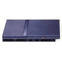Playstation2 Só O Console E Cabo De Força E Av Desbloqueado