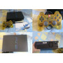 Playstation 2 C/controle+memory+dvd Precisa Trocar Leitor