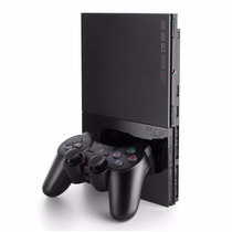 Playstation 2 Slim Desbloqueado Novo Na Caixa