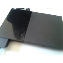 Playstation 2 C/ 1 Controle, Memory E Jogos Destravado Usado