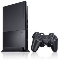 Playstation 2 Desbloqueda + Controle Original + Brindes